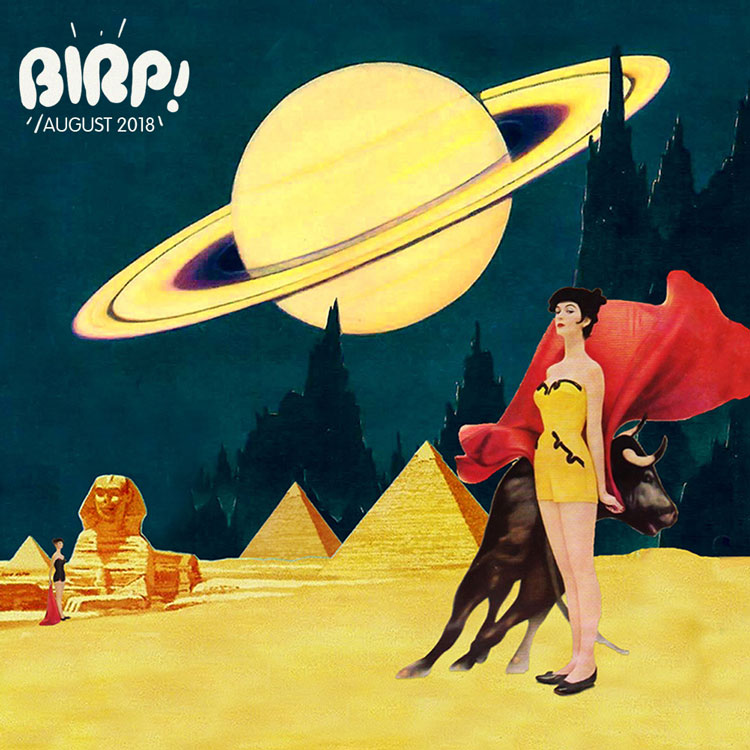 Various Artists - BIRP! January 2013
